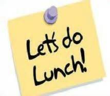 Image result for Lunch Meeting Clip Art