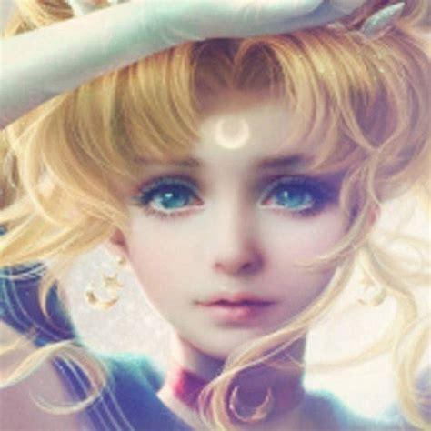 gorgeous sailor moon fan art   fall  love