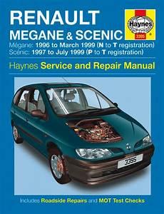 Renault Megane  U0026 Scenic Petrol  U0026 Diesel  96