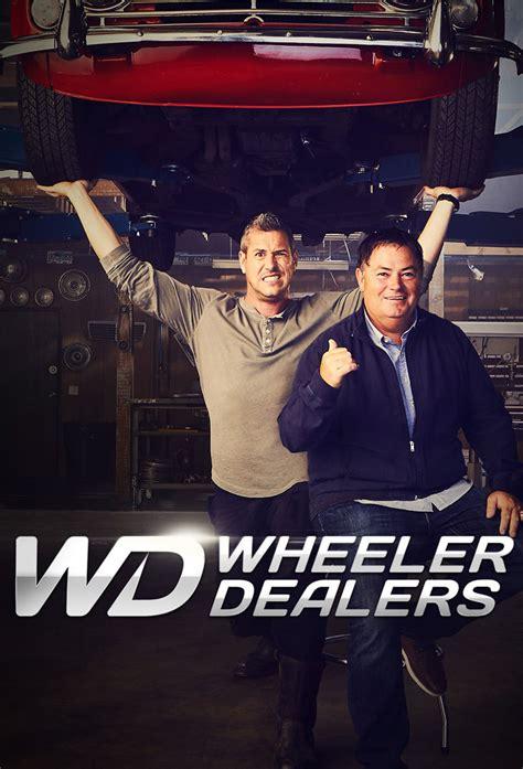 Wheeler Dealers | TVmaze