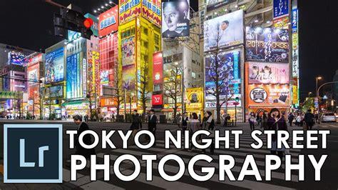 retouch  urban night street photography adobe