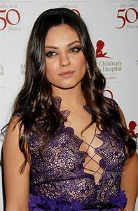 Mila Kunis 2012 Sexiest Picture Title Award Recruitment