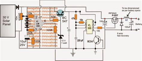 Homemade Solar Mppt Circuit Poor Man Maximum Power