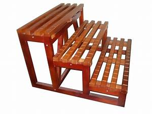 Escalier 4 Marches : escalier bois exterieur 4 marches ~ Melissatoandfro.com Idées de Décoration