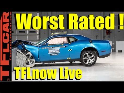 Least Safe Cars by Least Safe Top 10 Worst Crash Tested Cars Tflnow