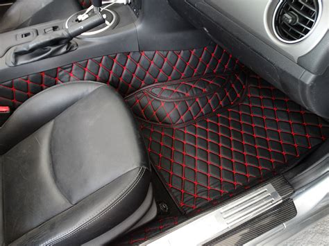 Quilted Floor Mats (premade Material)  The Ultimate