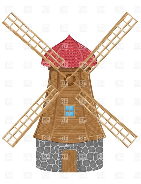 wooden windmill  architecture buildings