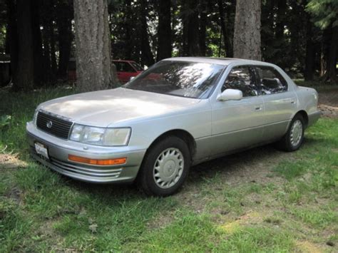 1992 lexus ls400 1992 lexus ls 400 photos informations articles