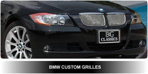 Bmw Custom Grilles And Billet Grilles For 3 Series And 5