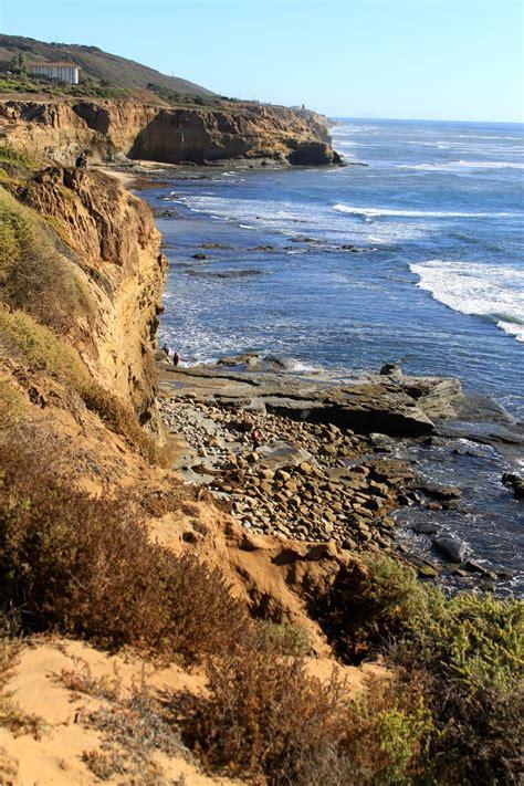 Sunset Cliffs Park San Diego California Through Lens