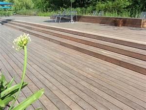 Holz auf terrasse und balkon was ist zu beachten for Holz auf terrasse