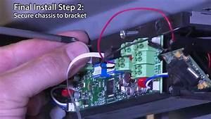 Securitron M370  M380 Magnalock Installation