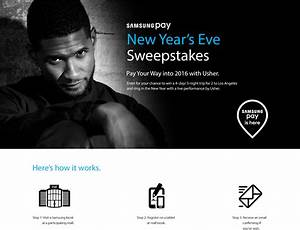 Get the Chance to Spend New Year's Eve with Usher in Los ...