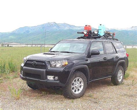 4runner roof rack roof rack and hitch setups here page 5 toyota 4runner