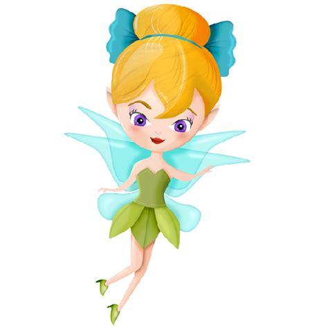 cute animated fairies