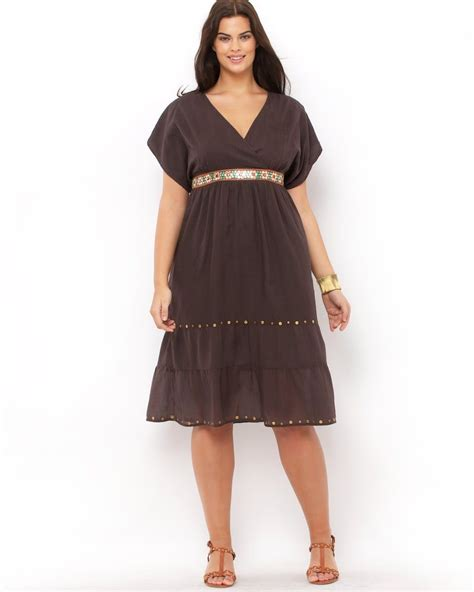 robes de chambre grandes tailles robes mi longues grandes tailles photos de robes