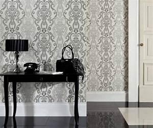 Wasserfeste Tapete Fürs Bad : 80 wohnzimmer tapeten ideen coole moderne muster ~ Markanthonyermac.com Haus und Dekorationen