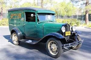 Ford Model A : 1930 ford model a delivery panel truck classic ford ~ Dode.kayakingforconservation.com Idées de Décoration