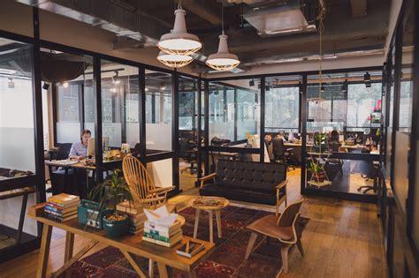 coworking space mindspace raises  million  expand