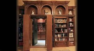 Secret Doors, Hidden Doors, Safe Room, Panic Room, Hidden