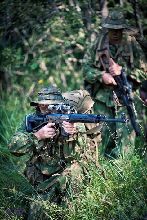 exclusive   spetsnaz training    waste  time