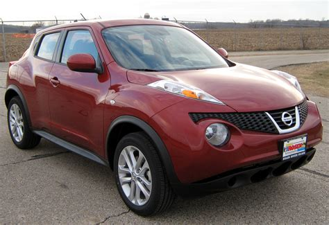 Nissan Big by The Nissan Juke Small Crossover With Big Personality