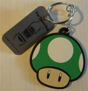 Green Toad From Mario