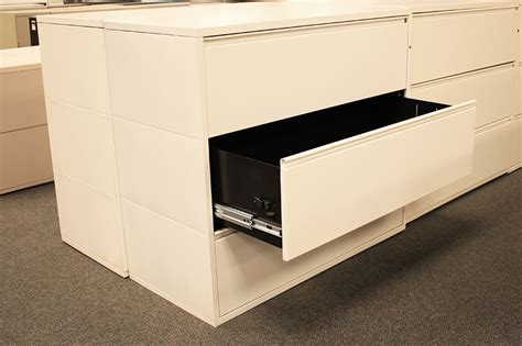 Meridian File Cabinets Remove Drawers by Meridian 3 Drawer Lateral File Cabinet Used File Cabinets