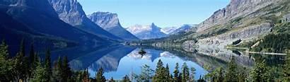 Wallpapers 3840 1080 Desktop Glacier Park National