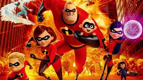 Incredibles 2 Bluray, Dvd, And Digitalhd Details Announced