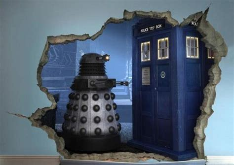 Dr Who Wall Art Elitflat