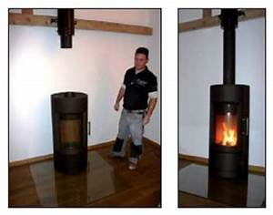 Poele A Granule Evacuation Par Le Haut : etapes de la pose d 39 un appareil de chauffage bois ~ Premium-room.com Idées de Décoration