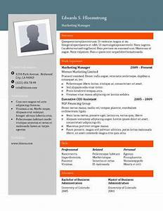 Flyers free resume and resume on pinterest for Hloom resume