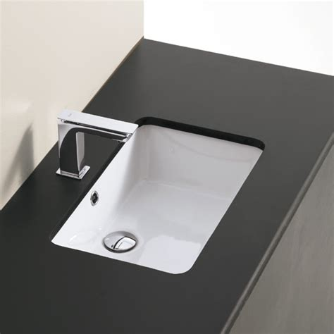 vasque a coller sous plan vasque sous plan 53x34 5 cm blanc artceram sdebain