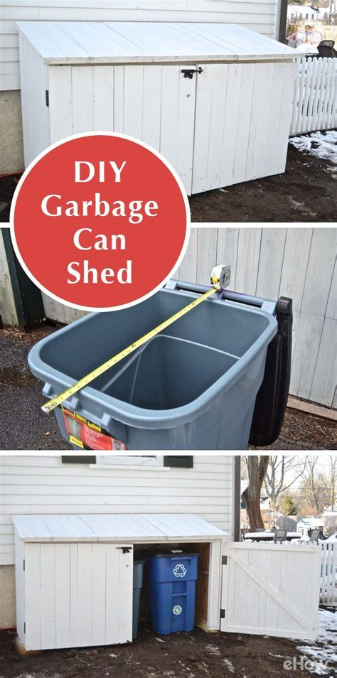 best 25 hide trash cans ideas on pinterest trash can