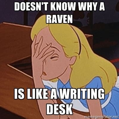 Alice Meme - 395 best images about alice in wonderland on pinterest alice in wonderland poster lewis