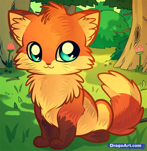 japaneseanimedrawings  anime fox step  step anime
