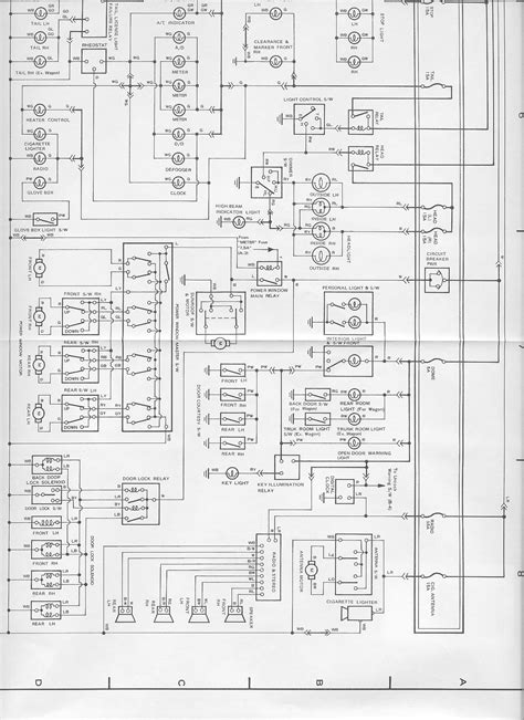 Toyota Pickup Fuse Box Wiring Library