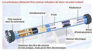 Moteur Volet Somfy : moteur pour volet roulant menuiserie ~ Edinachiropracticcenter.com Idées de Décoration