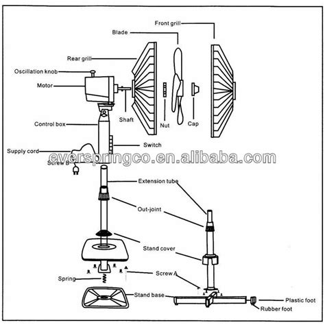 Harbor Breeze Ceiling Fan Capacitor Wiring Diagram by Fan Blade Schematic Fan Free Engine Image For User