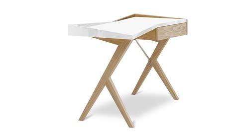 pied bureau le mobiliermoss une touche de blanc pour vos meubles