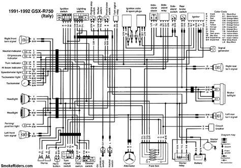 Suzuki Katana Wiring Diagram Auto