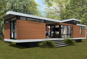 Modern Mobile Homes Designs With Regard To Household