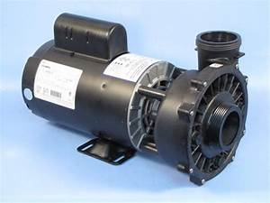 Waterway Pumps Spa Pump 3712021