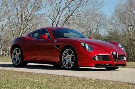 Alfa Romeo 8c For Sale Usa by Three Alfa Romeo 8c Competizione For Sale On Ebay