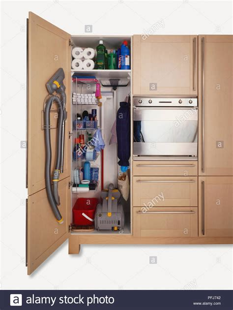 Cleaning Kitchen Cupboard Doors by Cleaning Kitchen Cupboard Stock Photos Cleaning Kitchen