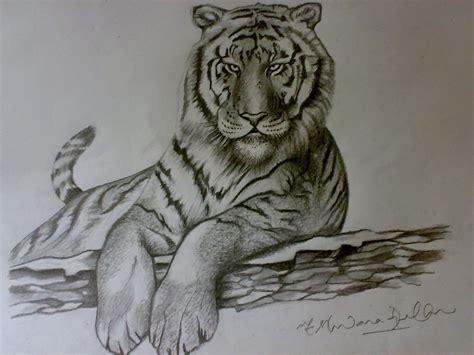 october pencil sketching