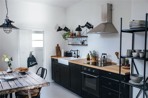 cuisine laxarby ikea kitchen of the week a diy ikea country kitchen for two