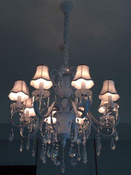 jual lampu gantung kristal chandelier hias mewah klasik