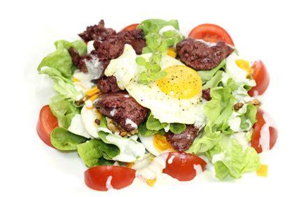 salade de p 226 tes aux l 233 gumes avec thon ou viande calories et informations nutritionnelles